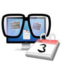 icalBuddy, GeekTool, NerdTool icons